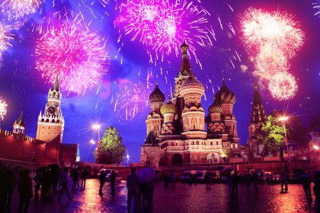 Москву наградили премией World Festival and Event City Award