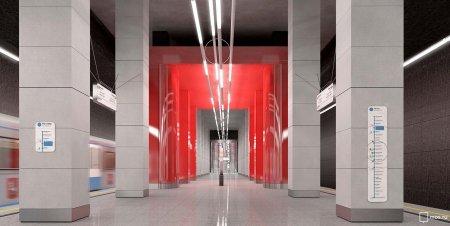 Станция метро Москвы в стиле Малевича: какой она будет?