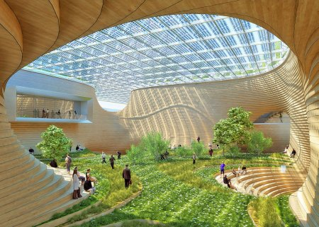 «Эко-парк будущего» и Музей законов природы появятся в Москве