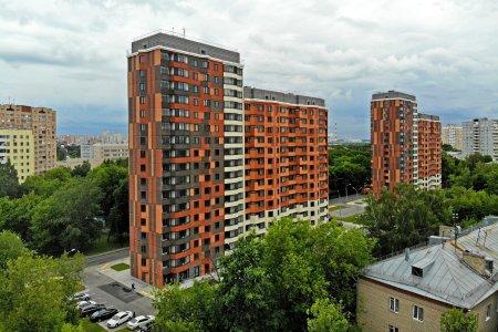 Зарегистрирован построенный в рамках реновации дом на севере Москвы