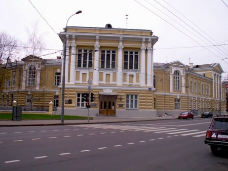На Большой Пироговской появится памятник Склифосовскому