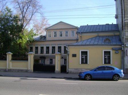 В столице отреставрируют старинный особняк на Пятницкой