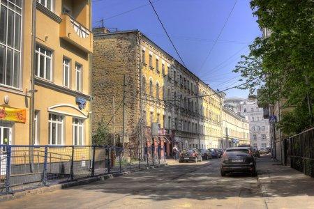 Москва продает объект свободного назначения в Печатниковом переулке