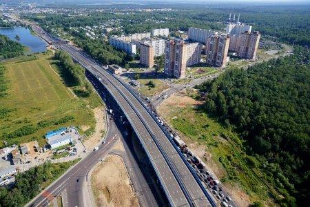 Строительство офисно-торгового комплекса планируется на Дмитровском шоссе