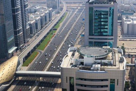 На Волоколамском шоссе строят бизнес-парк с вертолетной площадкой