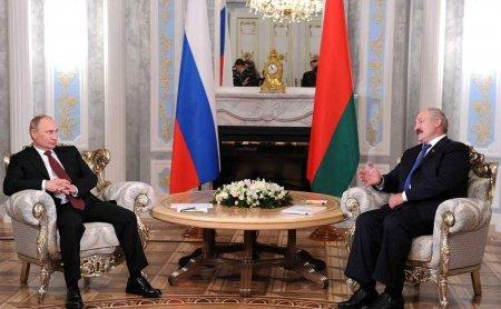 Путин иронично высказался о строительстве АЭС в Белоруссии