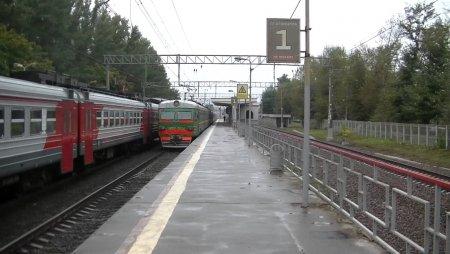 Платформу Карачарово открыли на Горьковском направлении МЖД