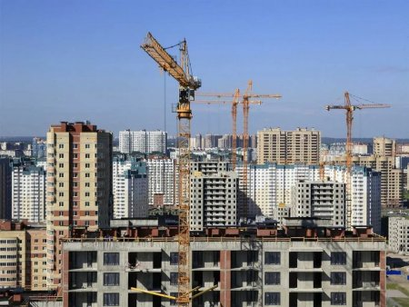 Ввод жилья в Москве с начала года показал рост на 28%