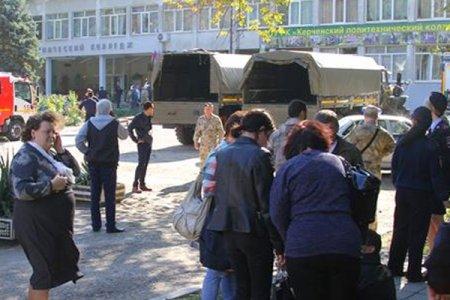 Установлена личность организатора атаки на колледж в Керчи