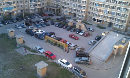 Парковка рядом с жильем станет для москвичей доступнее