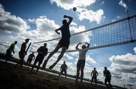 Зона для воркаута и волейбольные площадки появятся в Красногорске на пустыре