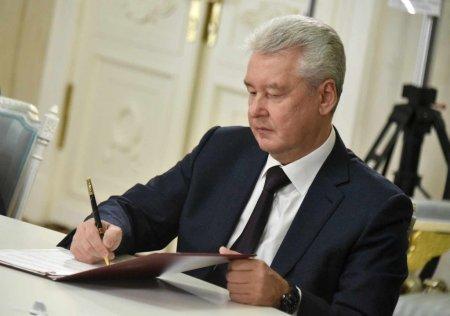 Собянин одобрил проект юго-западного участка БКЛ метро Москвы