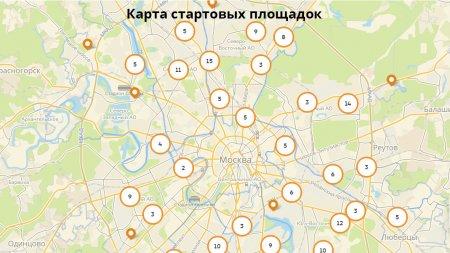 Москва увеличила перечень стартовых площадок под строительство домов реновации