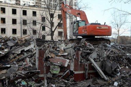Мусор реновации не покинет пределы московского региона