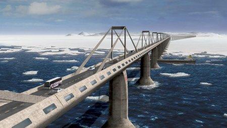 Когда власти решат вопрос строительства моста на Сахалин