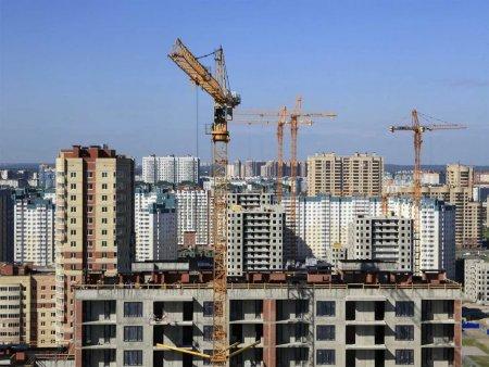 Серьезный скачок продемонстрировал спрос на жилье массового сегмента России