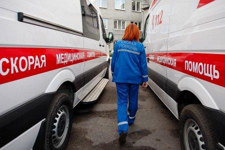 Девушка упала с перил четвертого этажа ТЦ Москвы на другую посетительницу