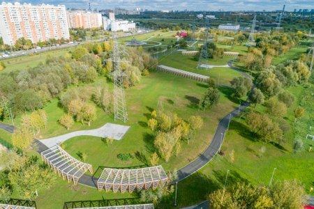 Собянин поздравил горожан с открытием парка 850-летия Москвы
