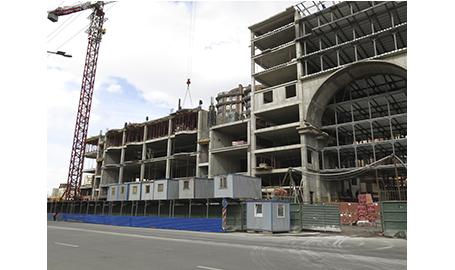 Московские стройки: сносить по-умному, пылевые облака закупоривать, но главное – строить еще больше