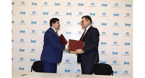 КНАУФ и Союз «Молодые профессионалы (Ворлдскиллс Россия)» подписали соглашение о сотрудничестве