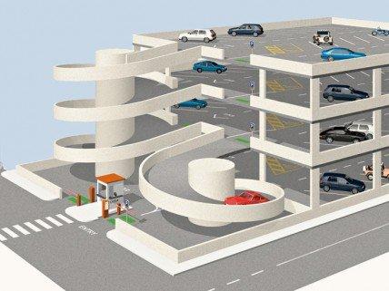 В Солнцево возведут многоуровневый паркинг
