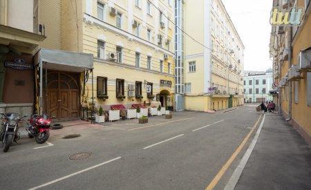 Остановлена незаконная перепланировка исторического здания на Большой Никитской
