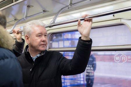 Собянин обещал скорое завершение строительства метро «Беломорская»