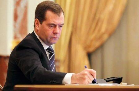 Медведев принял решение о новом заместителе министра строительства