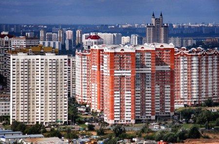 Дома реновации, социальные объекты и отель построили на западе Москвы