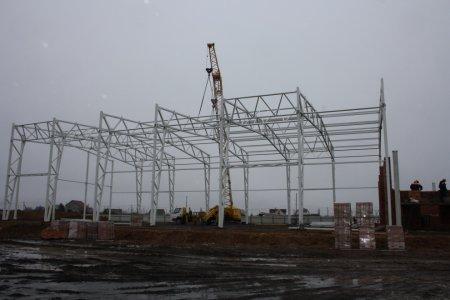 Строительство ФОКа в Молодежном начнется в 2019 году