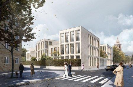 На Долгоруковской улице Москвы откроется апарт-отель