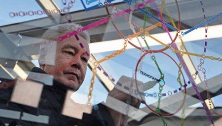Собянин продемонстрировал дизайн новых станций московской подземки