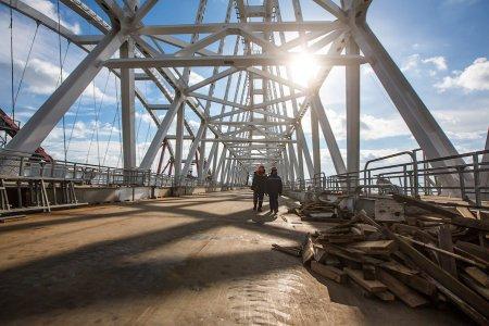 Строители Крымского моста приступят к другому многомиллиардному проекту