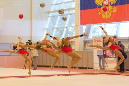 Утвержден дизайн интерьеров Центра художественной гимнастики Москвы