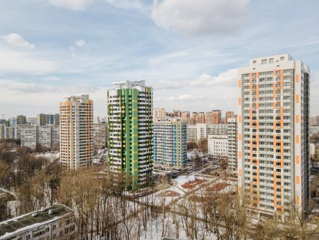 Дома реновации Москвы сократят потребление воды и тепла