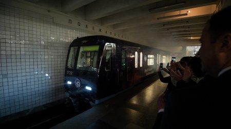 В московском метро могут запустить посвященный Берлину поезд
