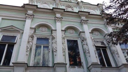 В Москве планируют отреставрировать старинную усадьбу на Знаменке