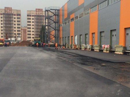 Производственную базу возведут на Киевском шоссе
