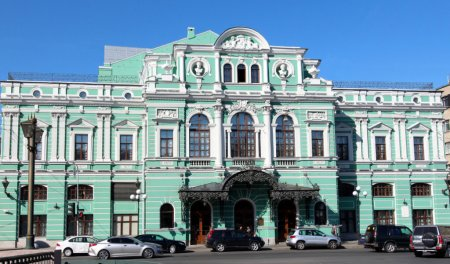 В реконструкции Театра им. Товстоногова обнаружены нарушения на 300 млн рублей
