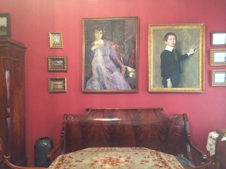 Квартиру-музей Аполлинария Васнецова ждет реставрация