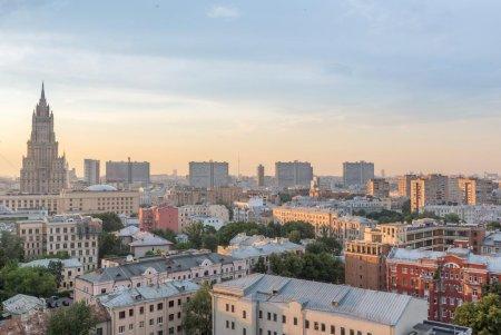 Названы самые популярные у миллиардеров районы Москвы