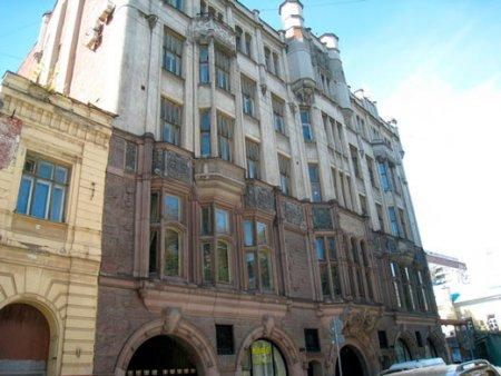 Дом съездов Наркомпроса в Москве готовят к реставрации