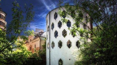 Названы сроки перевода дома архитектора Мельникова в Москве в госсобственность