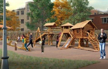 «Лесная сказка» в московской полосе: как благоустроят Черкизовский парк