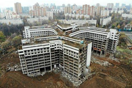 Фрагментами Ховринской больницы начали торговать в сети