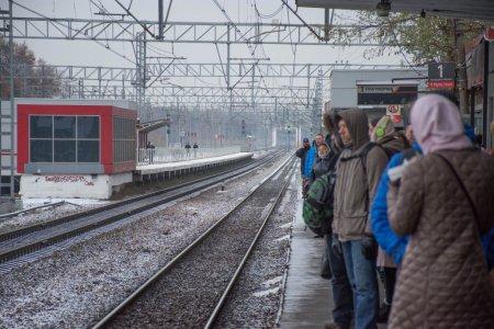 С чем связаны задержки поездов на Курском направлении МЖД