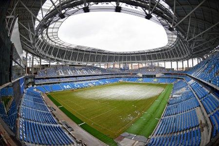 Власти Москвы разрешили ввод стадиона «Динамо»
