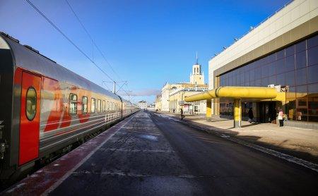 На новый год более 100 пар поездов объединит Москву и регионы