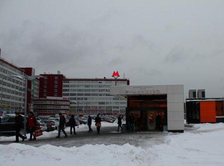 Из-за инцидента с пассажиром закрылись четыре станции красной ветки метро