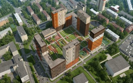 В Тушино возведут более 450 тыс. кв. м жилья реновации